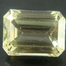 #7899 Spodumine Light Yellow Natural 38.44 cts