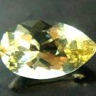 #11609 Feldspar Medium Yellow Natural 15.83 cts