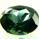 7668 Green Sapphire Natural 0.92 cts