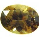 8745 Zircon  Golden Brown Natural 4.07cts