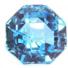 9016 Topaz Medium Blue Natural 9.57cts