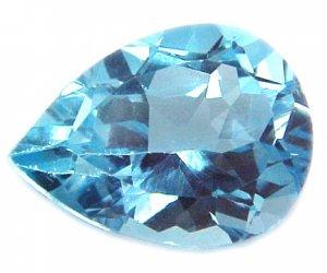 9017 Finest Topaz Medium Blue Natural 10.45cts
