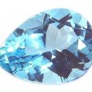 9018 Finest Topaz Medium Blue Natural 10.66cts