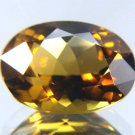 Sinhalite Golden Yellow Natural 8.77 cts 7355