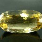Citrine - Golden Yellow 34.44cts 11859