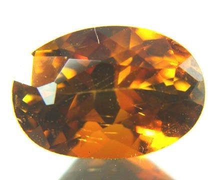 Golden Tourmaline Gorgeous Color Change 1.83 cts 11981