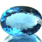 Fluorite Neon Blue -  8.93 cts 11209