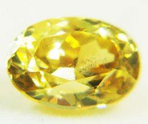 Zircon Yellow 1.61 Cts 13292