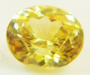 Zircon Yellow 1.46 Cts 13294