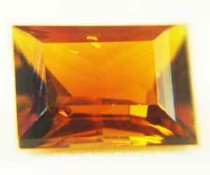 Turmaline Redish Orange 1.83 Cts 13329