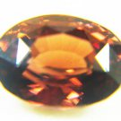 Zircon brown - Red 5.25 cts 13385