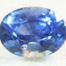 Blue Sapphire 0.97 cts 13429