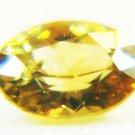 Chrysoberyl Yellow 0.76 cts 13455