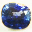 Blue Sapphire 1.24 cts 13498