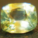 Yellow Sapphire 0.91 cts 13513