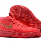 Men's Nike Kyrie 4 Shoes Kyrie Irving 4 Valentine's Day Sneakers Basketball Shoes