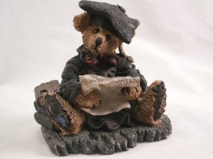 Boyd Bears & Friends Grenville the Graduate collectible