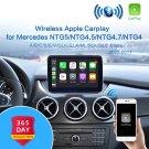 Wireless Apple Carplay For Mercedes NTG5.0/4.5/4.7 A/B/C/E/S/GLK/GLA/GLC/SLK/ML Class