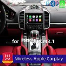Wireless Apple Carplay For Porsche Cayenne Macan Cayman Panamera Boxster 718 911 PCM3.1 Android Auto