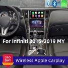 Wireless Apple Carplay For infiniti 8inch Screen 2015-2019 Q50 Q60 Q50L QX50 Android Auto Mirror