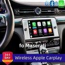 Wireless Apple Carplay For Maserati Retrofit 2014-2016 Ghibli Quattroporte with Android Mirroring