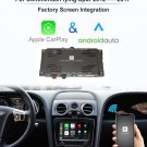 Wireless Apple Carplay For Bentley Flying Spur Continental 2012-2017 Android Auto CarPlay