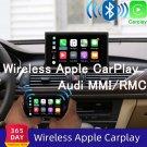 2021 Wireless Apple CarPlay for Audi A1 A3 A4 A5 A6 A7 A8 Q2 Q3 Q5 Q7 MMI Car Play Android Auto