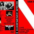Van Halen Largo 1982 Live DVD