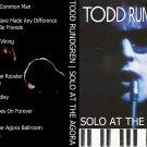 Todd Rundgren Live DVD 1982