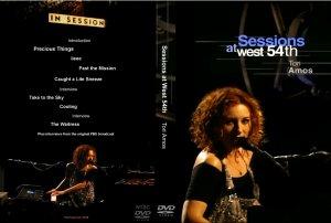 Tori Amos Live DVD