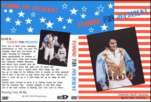 Elvis Running For President DVD Live Show 1976