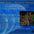 Pink Floyd Electric Factory September 26, 1970 2 disk set