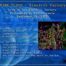 Pink Floyd Electric Factory September 26, 1970 2 disk set