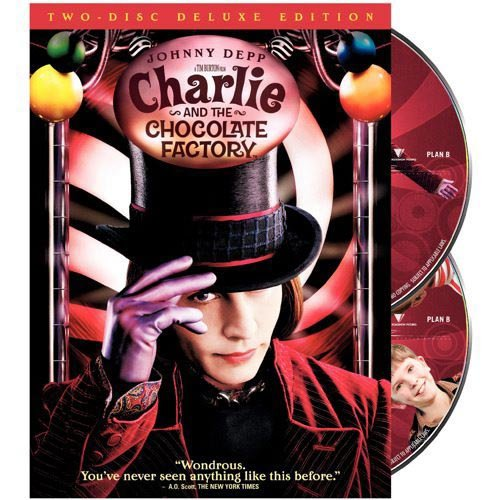 Charlie And The Chocolate Factory (DE) (Widescreen, Deluxe Edition)