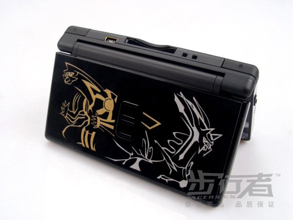Nintendo DS Lite VINYL SKIN Pokémon Diamond and Pearl NDSL 05