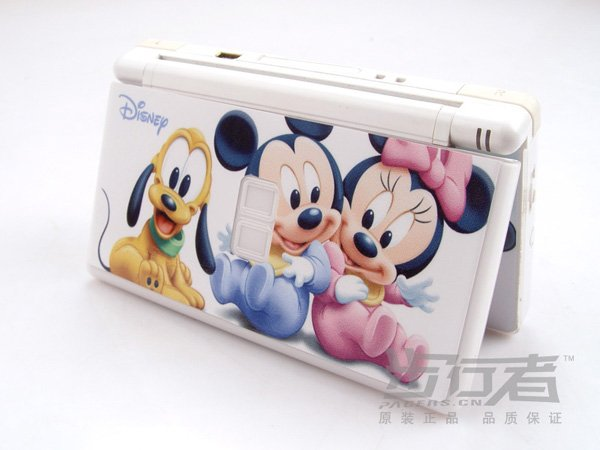 Nintendo DS Lite VINYL SKIN Disney NDSL 09