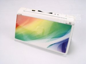 Nintendo DS Lite VINYL SKIN color design NDSL 18
