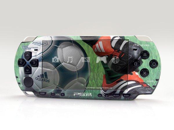 VINYL SKIN for Sony new PSP 2000 Pro Evolution Soccer 02