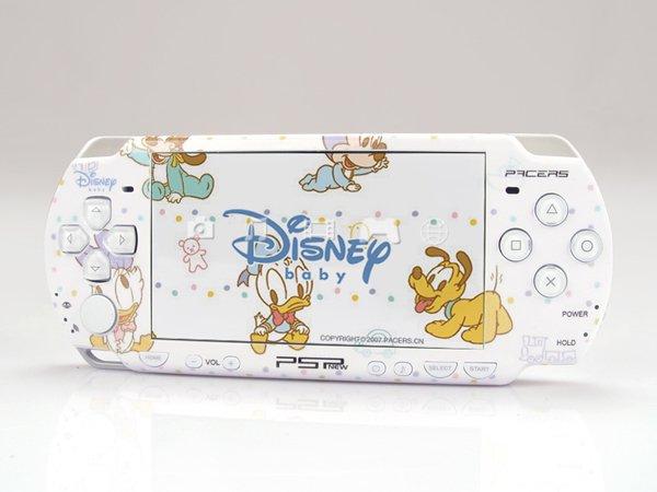 VINYL SKIN for Sony new PSP 2000 Disney 04