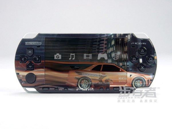 VINYL SKIN for Sony new PSP 2000 Need for Speed Under Ground 11