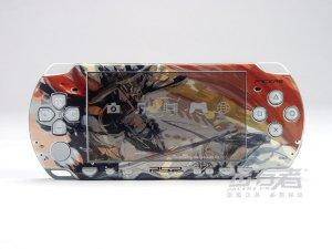 VINYL SKIN for Sony new PSP 2000 Basara 14