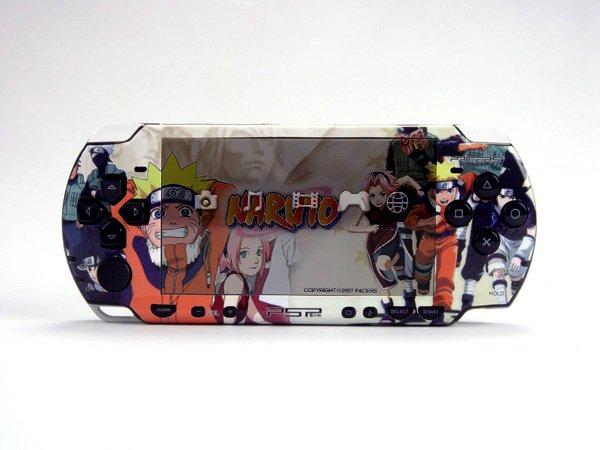 VINYL SKIN for Sony new PSP 2000 Naruto 39