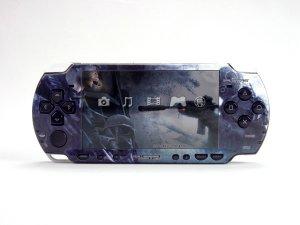 VINYL SKIN for Sony new PSP 2000 Call of Duty 40