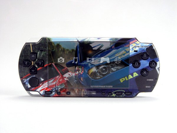 VINYL SKIN for Sony new PSP 2000 Cars 41