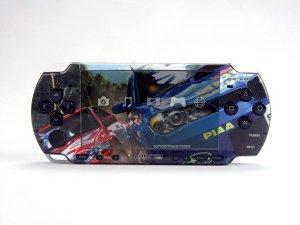VINYL SKIN for Sony new PSP 2000 Cars 41