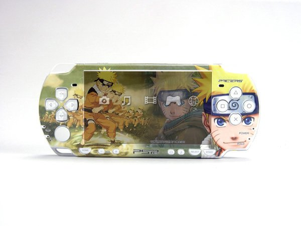 VINYL SKIN for Sony new PSP 2000 Naruto 43