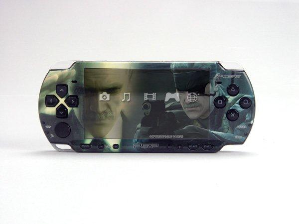 VINYL SKIN for Sony new PSP 2000 Killer 49
