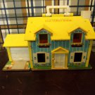 1969 Fisher Price Play Family House