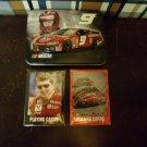 Bill Elliot #9 Dodge Playing Cards Tin Set