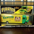 Pittsburgh Pirate WB Mason Truck Electric